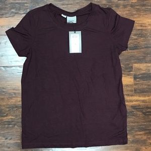 NWT Vero Moda Plum Shirt